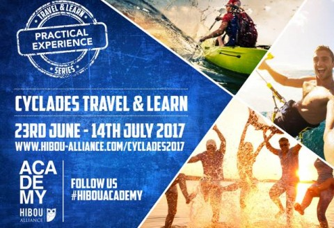 Cyclades 2017 Travel & Learn Programme